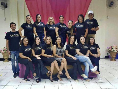 CECOM realiza palestra em homenagem ao dia Internacional da Mulher