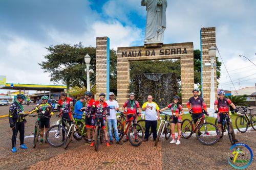 1º Pedal do Milho - Faxinal/Mauá da Serra