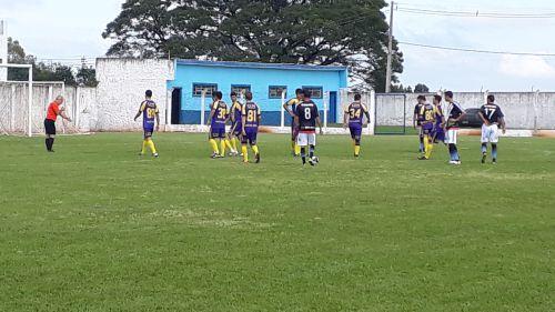 ll Campeonato Regional de Futebol de Campo de Faxinal confira os resultados