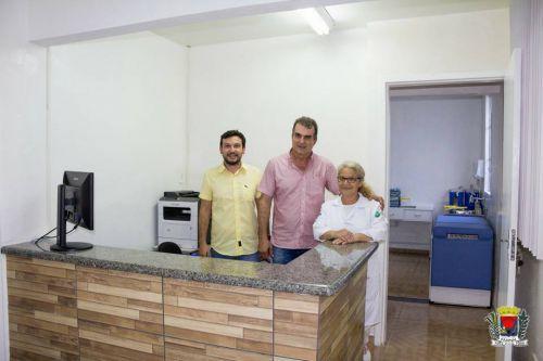 NOVA SALA DE VACINAÇÃO
