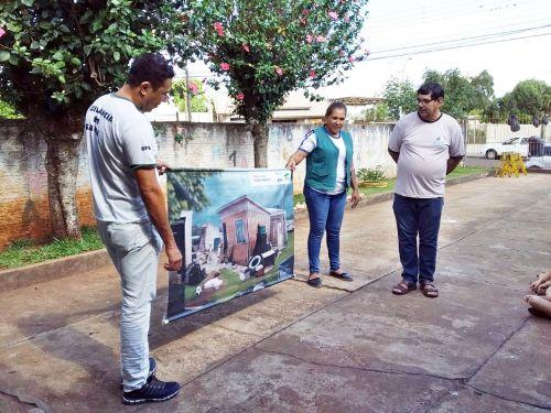 Vigilância faz ação contra a dengue nas escolas