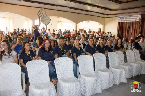 Um dia para ficar marcado na história de Faxinal!! A maior liberação de recursos que o município conquistou, mais de 5 milhões de reais em convênios.