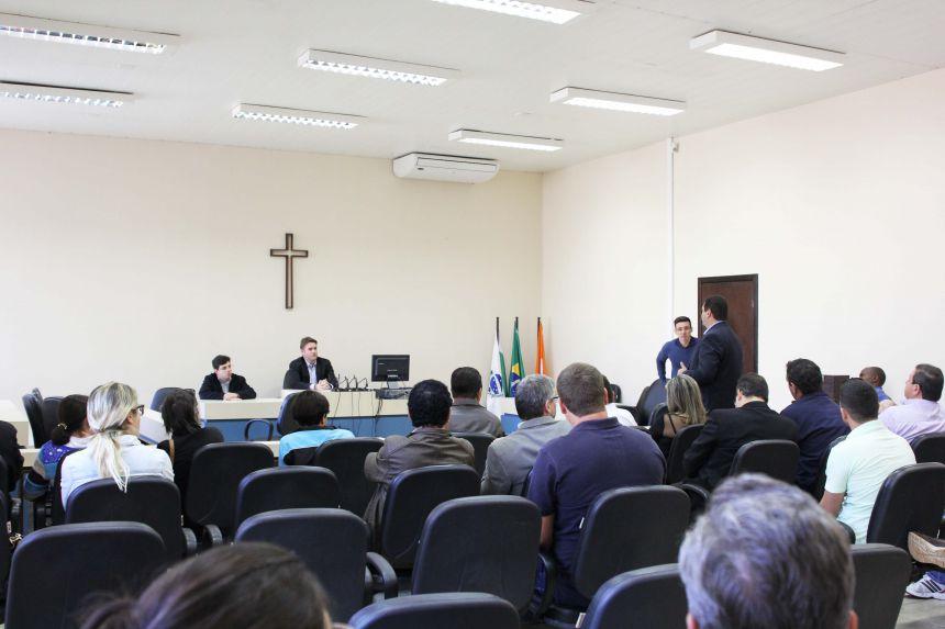 Prefeitos irão atrás de apoio para a permanência do Fórum Eleitoral nesta Comarca.