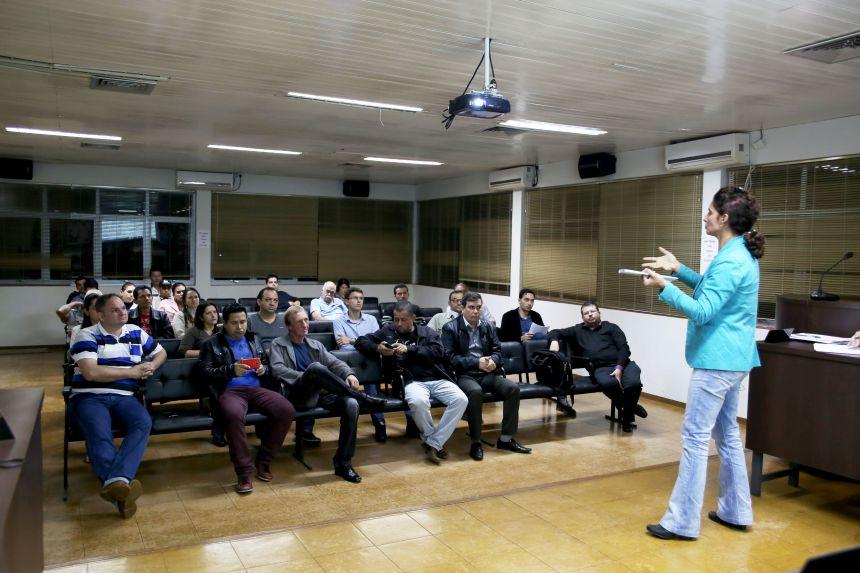 Audiência Pública - Momento de extrema importância para a sociedade.