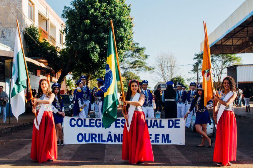 Barbosa Ferraz 57 anos de emancipação política.