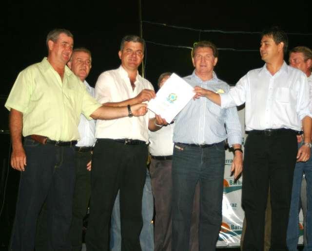 Autoridades entregam urbanização e anunciam mais investimentos para o Santuário Santa Rita de Cássia