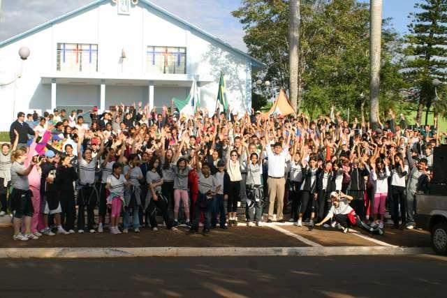 Dia do Desafio mobiliza a população