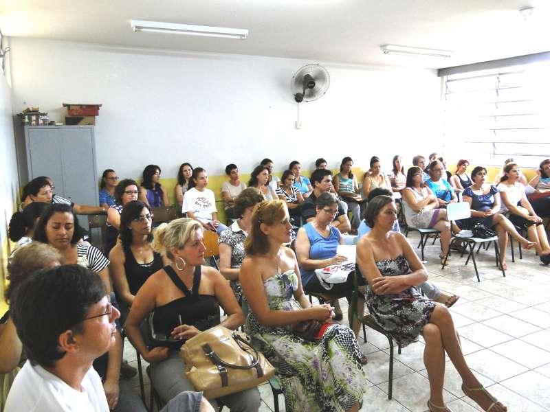 Educadores participam de Semana Pedagógica