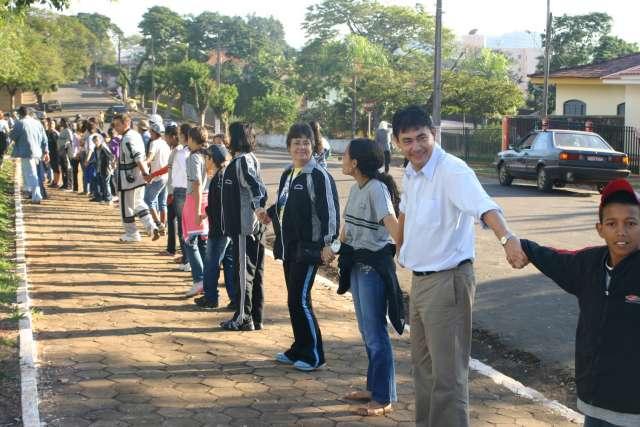 População participa de competição que exige apenas 15 minutos de atividades físicas