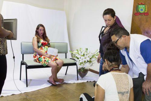 Curso de Fotografia e Clube da Cegonha.
