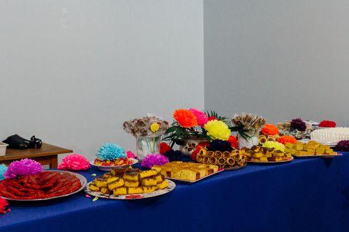 Festa Junina - Lar do Idoso Santa Rita.