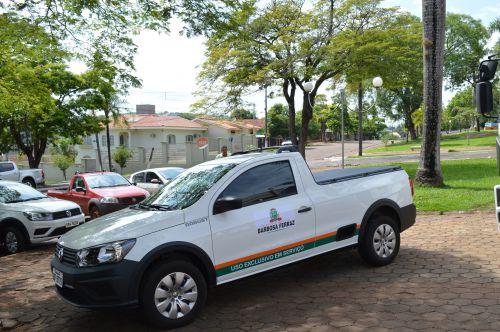 Entrega do novo Caminhão Pipa de Barbosa Ferraz