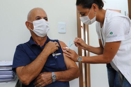 A Vacinação avança