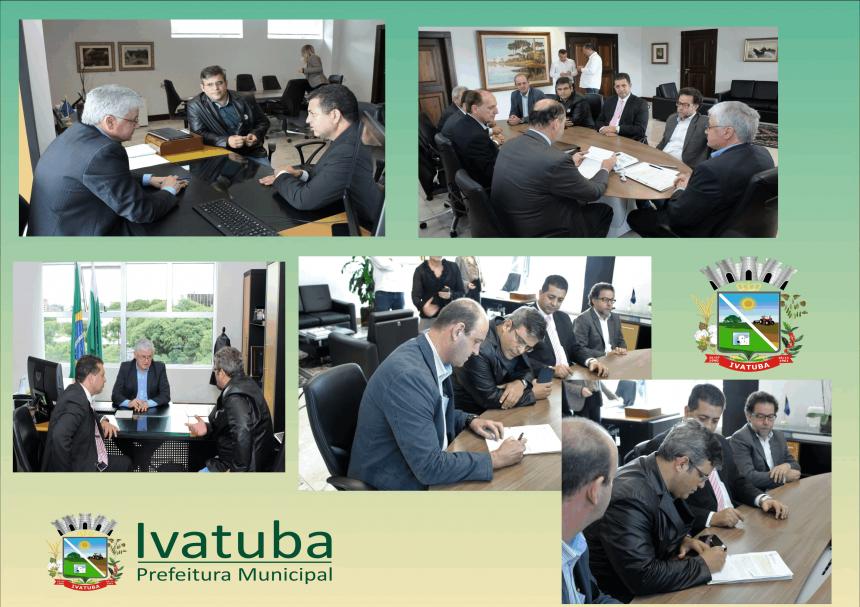 Investimento para Ivatuba