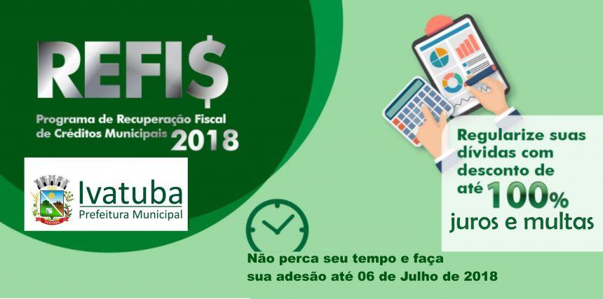 REFIS - 2018