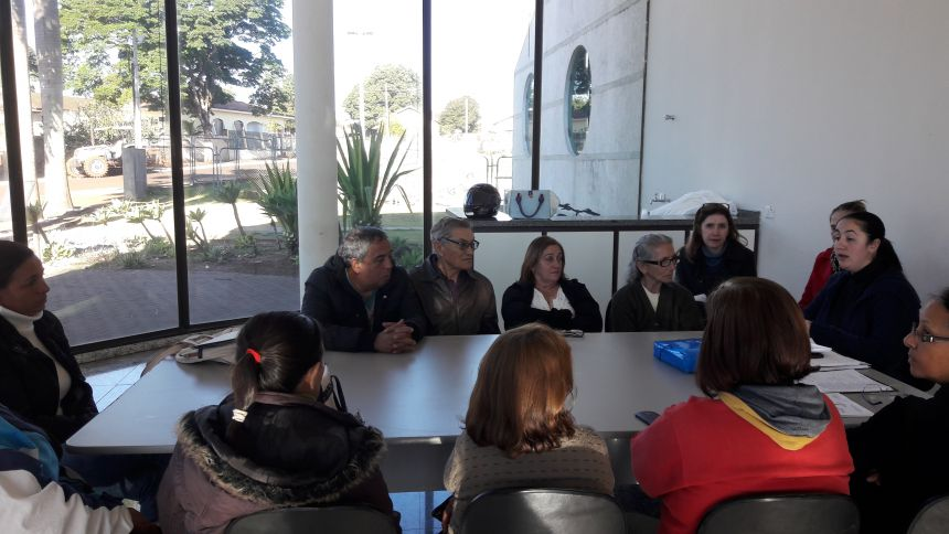 Secretaria apresenta Plano Municipal de Saúde