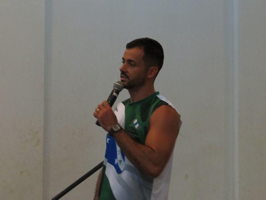 Secretaria de Esportes e Lazer finaliza mais um projeto