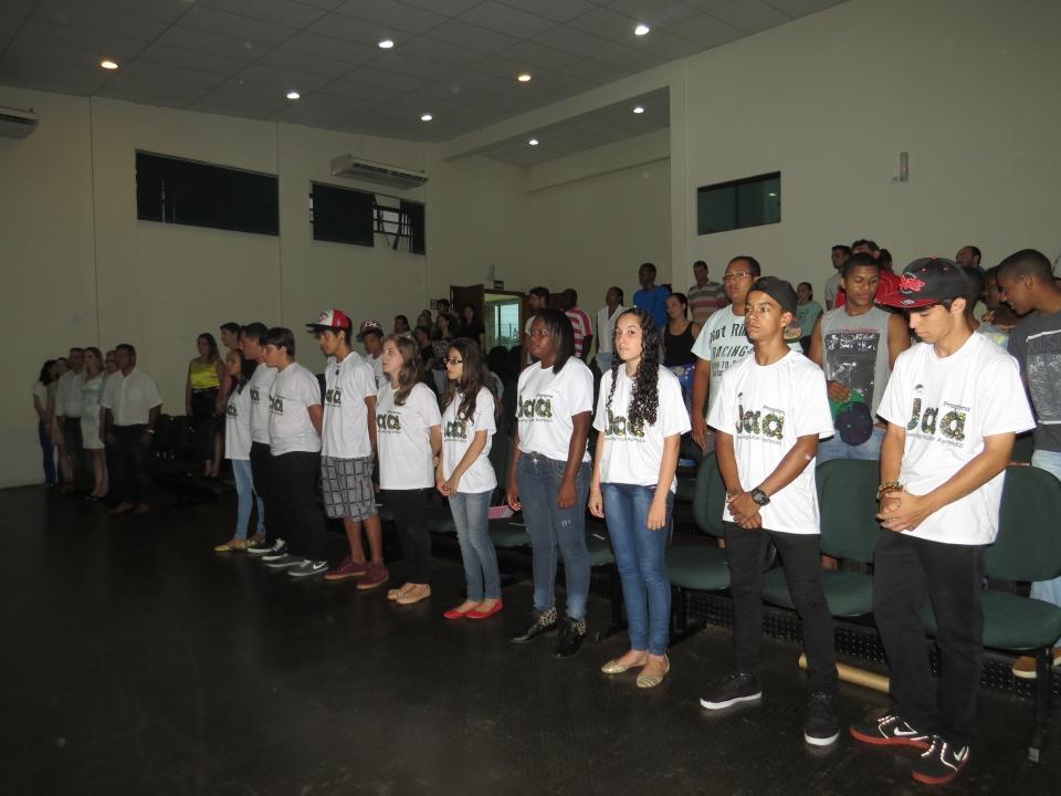 Prefeitura forma participantes do Programa