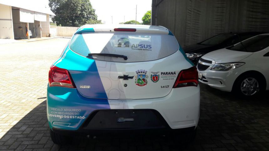 Prefeitura realiza aquisição de novos veículos