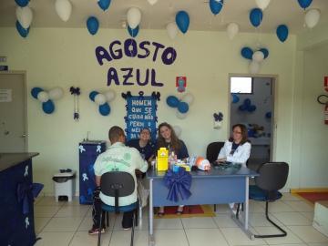 Campanha Municipal de Saúde do Homem