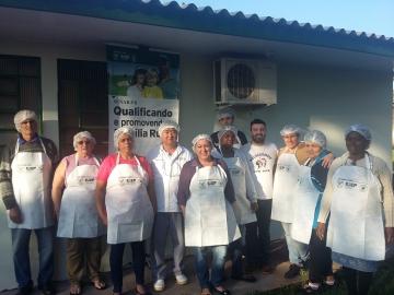 Ivatuba recebe curso de derivados de leite