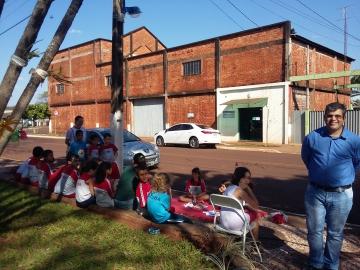 BiblioSesc chega no Município de Ivatuba