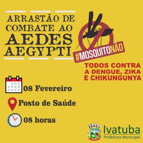 Arrastão de Combate ao Aedes Aegypti
