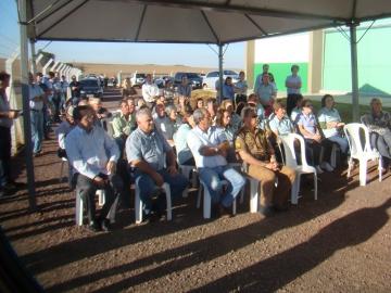 Cocamar inaugura nova unidade em Ivatuba