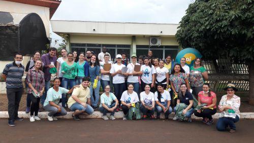 Saúde promove ação contra dengue e escorpião