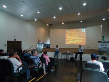 Produtores rurais participam de capacitação