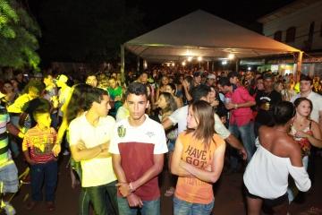 Show em comemoração ao aniversário de Ivatuba