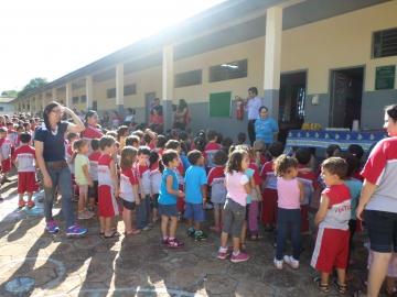 Comemoração ao Dia das Crianças