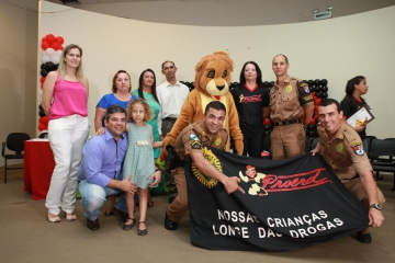 Formatura do PROERD 2014