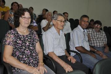 Deputado federal Zeca Dirceu visita Ivatuba