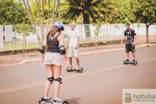 4º Passeio Ciclístico Pais e Filhos