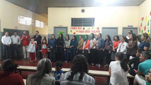 Entrega dos Uniformes Escolares do Afrânio Peixoto
