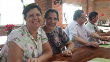 Ivatubenses visitam Barbosa Ferraz e Fênix