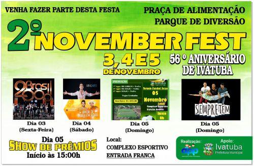 2º November Fest