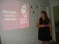 Campanha de prevenção de câncer de mama e colo do útero