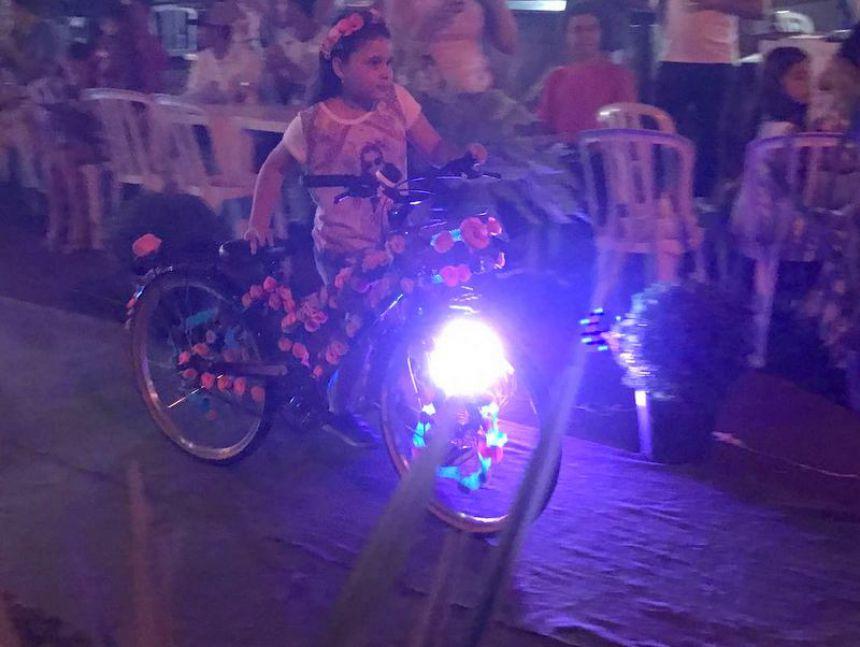 Passeio Ciclístico marca a 1ª Festa da Primavera