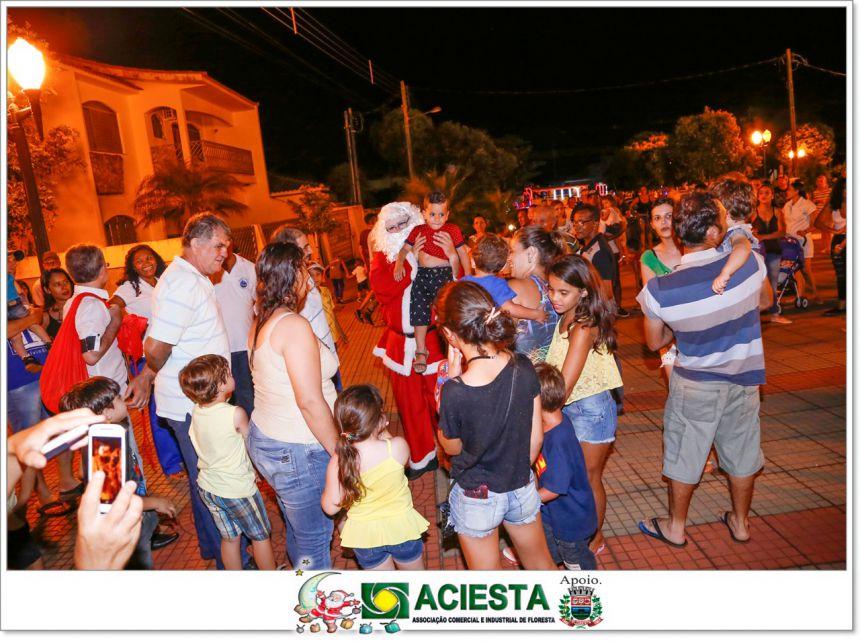 Prefeitura e Aciesta realizam programação de Natal