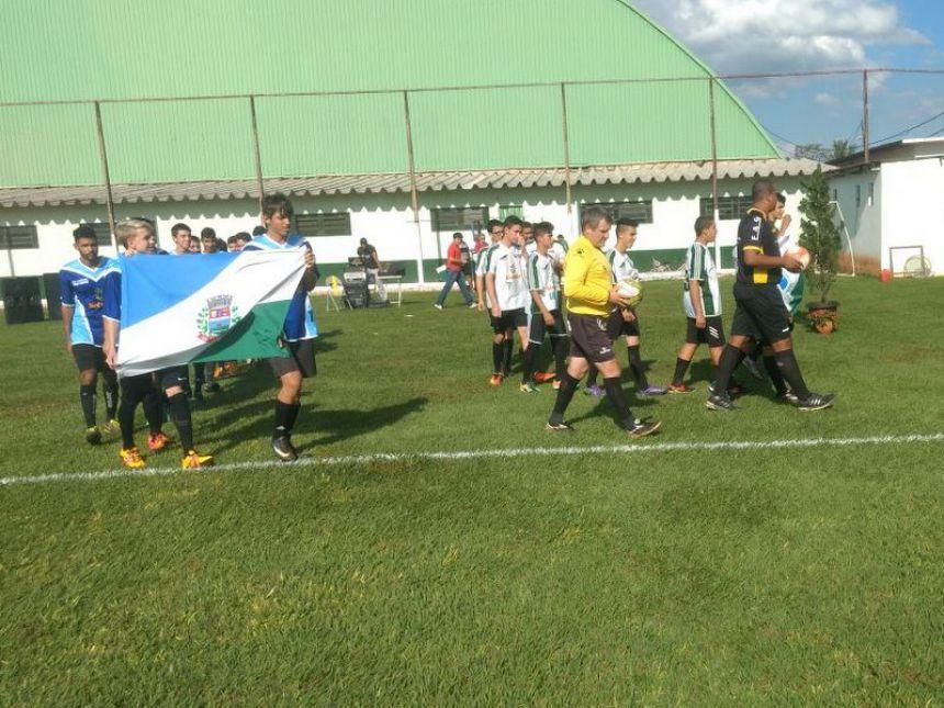 Departamento de Esportes faz abertura do Campeonato Suíço de Categoria Livre
