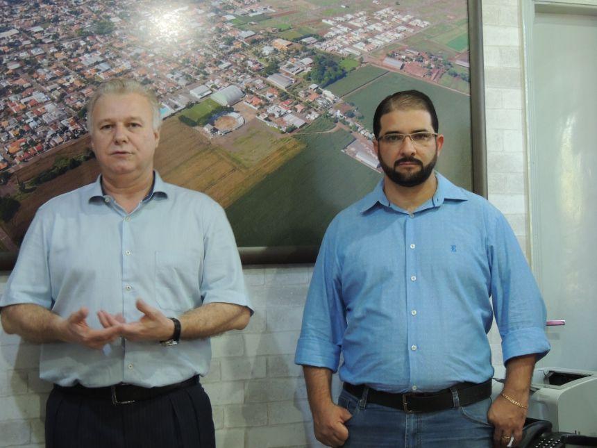 EDMAR ARRUDA ENTREGA R$ 350MIL PARA SAÚDE