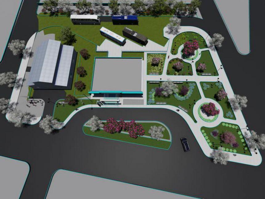 Projeto viabiliza reforma da rodoviária e novo local para feira do produtor
