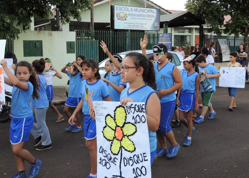Dia Nacional de Combate ao Abuso e à Exploração Sexual de Crianças e Adolescentes.