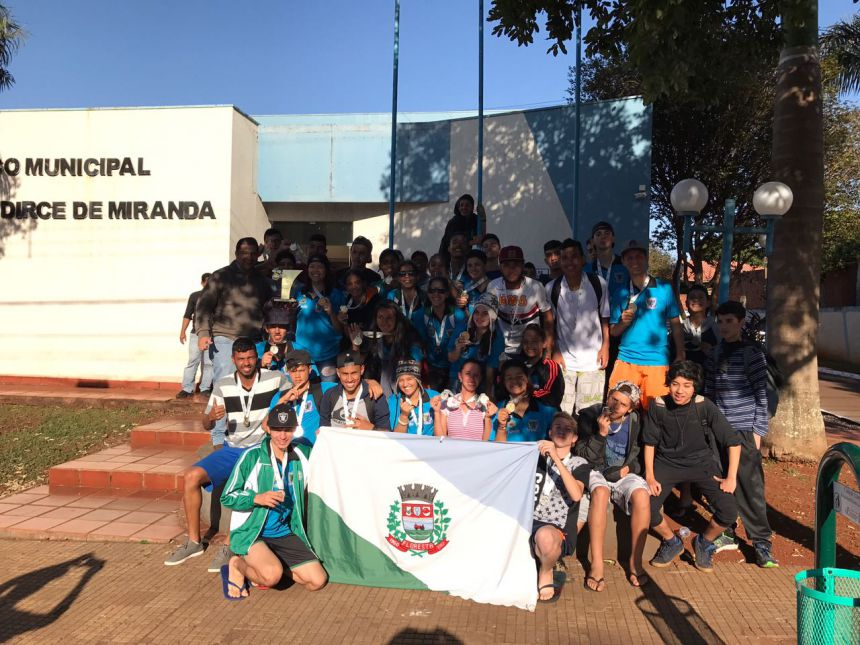 Vitórias e medalhas resumem participação de Floresta em Jogos da Juventude do Paraná