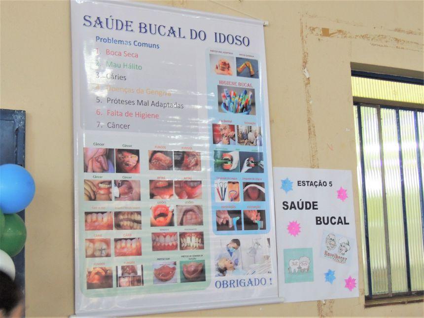 MUTIRÃO DE SAÚDE DO IDOSO