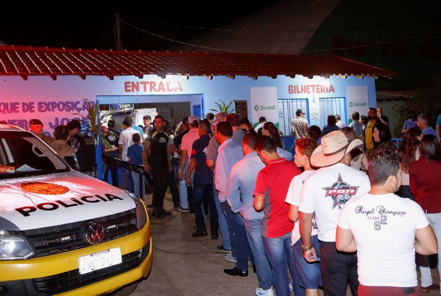 SRF promove Expoesta 2017 para comemorar os 56 anos de Floresta