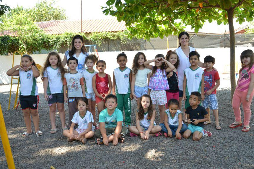Formandos Infantil 5