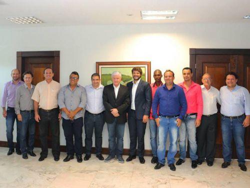 Prefeitos do Estado participam de reunião com Chefe da Casa Civil, em Curitiba